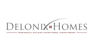 DELONIX HOMES - HOLMES APPROVED HOMES LOGO