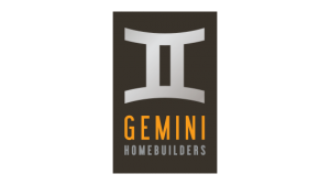 GEMINI HOMEBUILDERS - HOLMES APPROVED HOMES LOGO