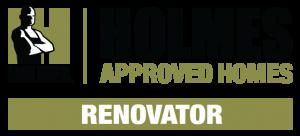 Holmes Approved Homes Renovator Logo PNG
