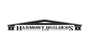 HARMONY BUILDERS LTD. - HOLMES APPROVED HOMES LOGO