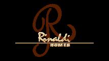 RINALDI HOMES - HOLMES APPROVED HOMES LOGO