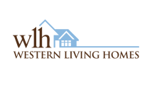 WESTERN LIVING HOMES - HOLMES APPROVED HOMES LOGO