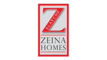 ZEINA HOMES - HOLMES APPROVED HOMES LOGO