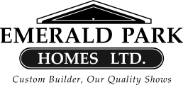 EMERALD PARK HOMES LTD. 2019 - HOLMES APPROVED HOMES LOGO