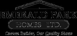 EMERALD PARK HOMES LTD. 2019 - HOLMES APPROVED HOMES LOGO