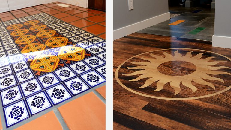 building-your-custom-home---lexis-home---holmes-approved-homes---mexican-tile-floor