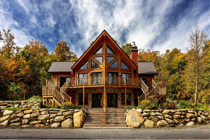 Timber Block Home Holmes Approved Homes program