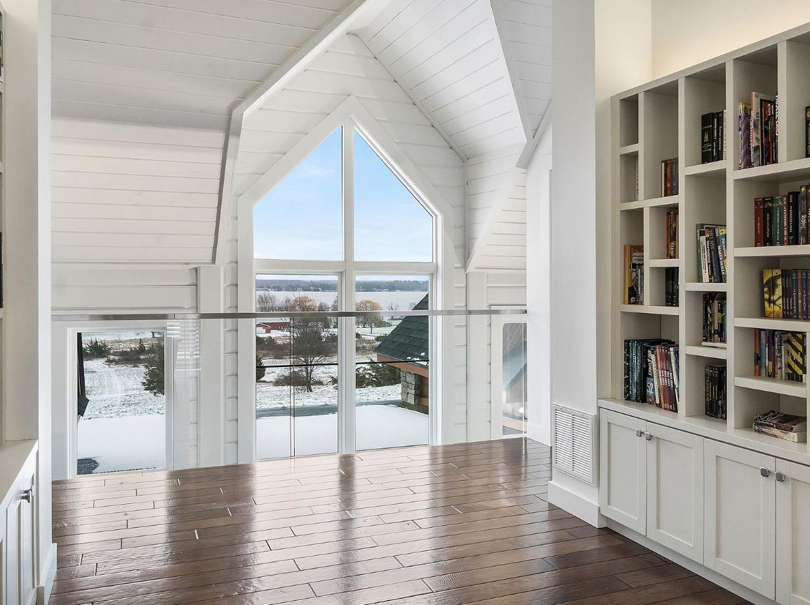 Timber Block Home Interior